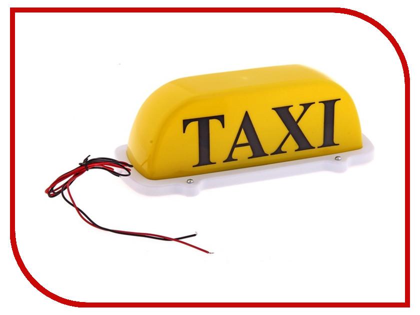 Аксессуар СИМА-ЛЕНД 769031 Yellow - Знак Такси