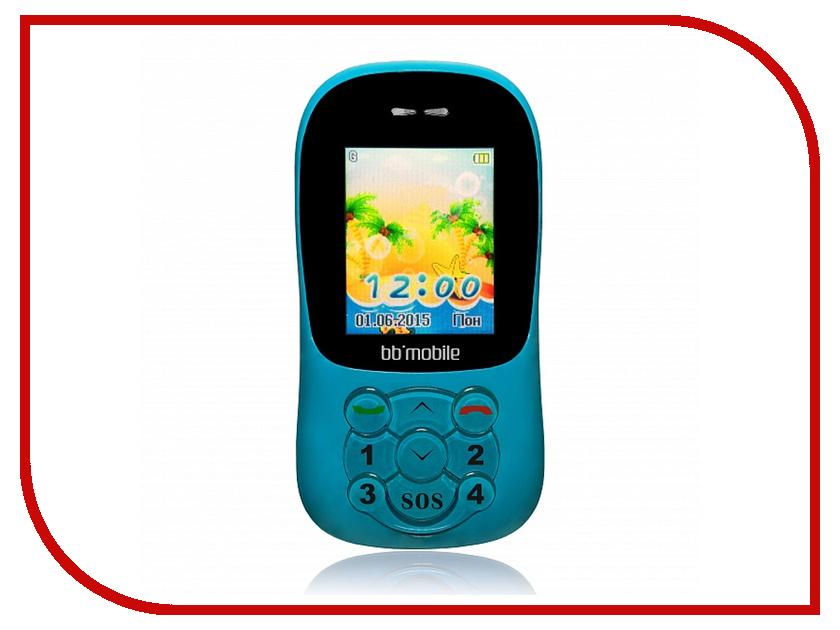 Сотовый телефон BB-mobile GPS Маячок II Blue