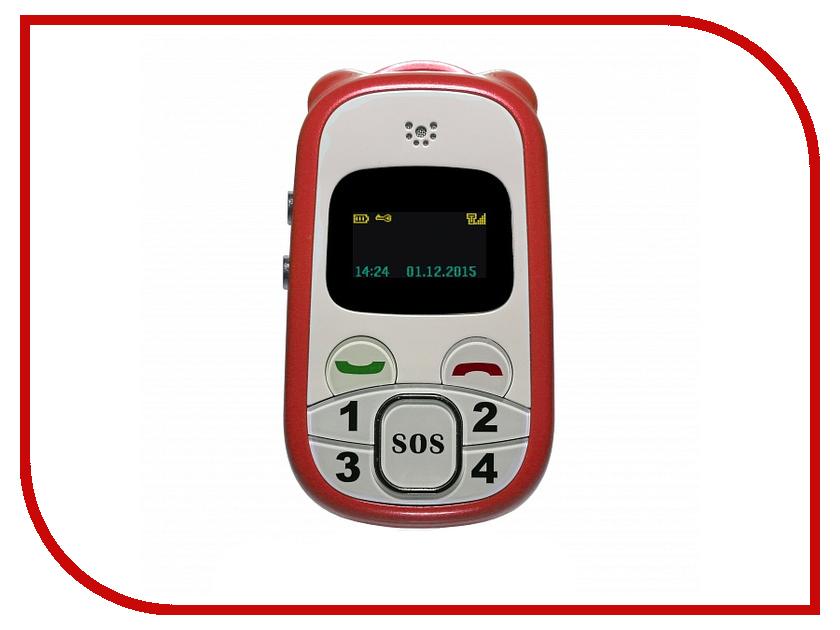 Сотовый телефон BB-mobile Светлячок Pink<br>