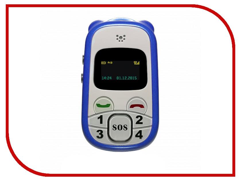 Сотовый телефон BB-mobile Светлячок Blue