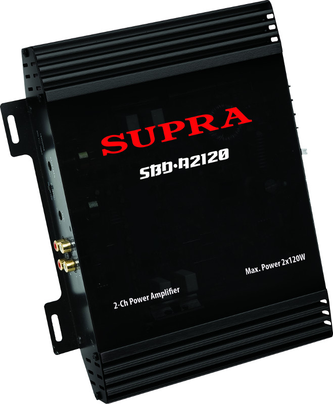 SUPRA Усилитель SBD-A2120