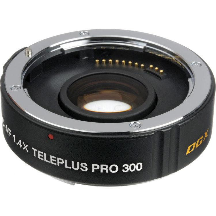 Конвертер Kenko Teleplus DGX PRO 300 1.4X C-AF for Canon<br>