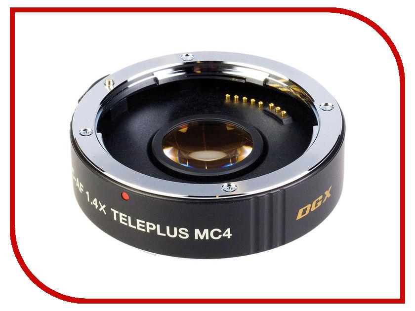 Конвертер Kenko Teleplus DGX MC4 1.4X C-AF for Canon автоакустика dls mc4 2