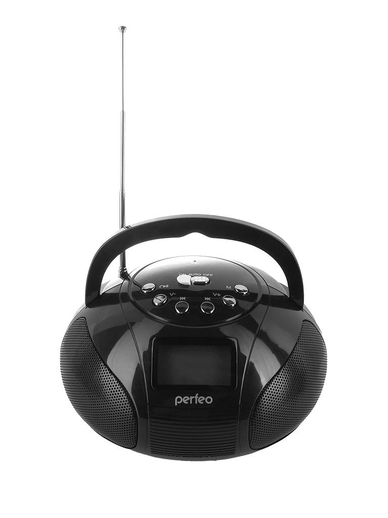 Колонки Perfeo BOOMBOX PF-BOOM210-BK Black