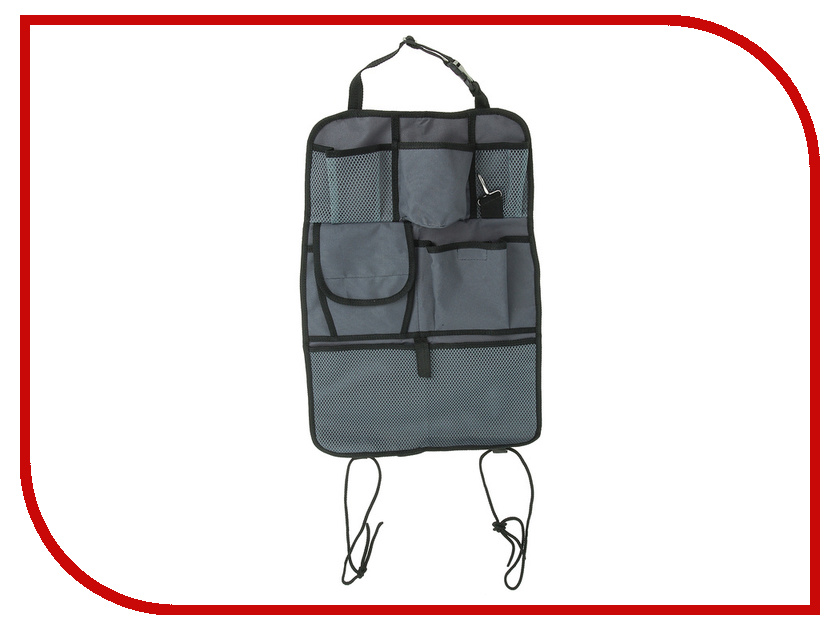 Органайзер Божья коровка БК-057 Grey 1121958 на спинку сидения<br>