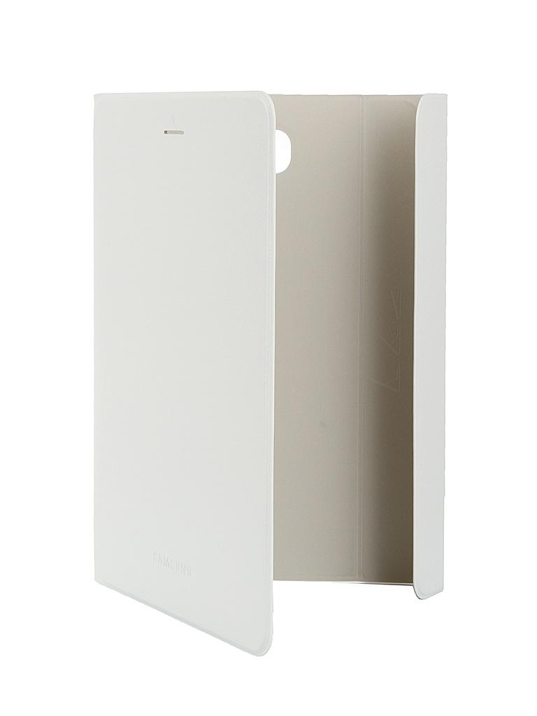 Аксессуар Чехол Samsung Galaxy Tab A 8 SM-T350 / SM-T355 BookCover White SAM-EF-BT355PWEGRU<br>