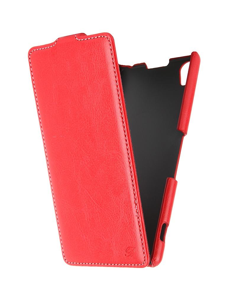 Аксессуар Чехол-флип Sony Xperia Z3 Brera Slim Red 48292<br>