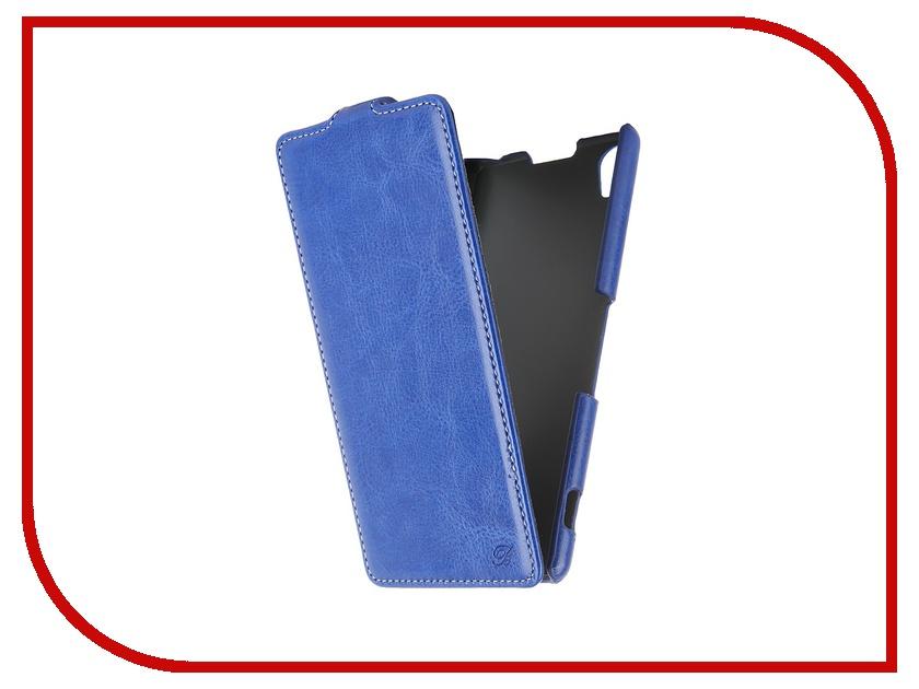 Аксессуар Чехол-флип Sony Xperia Z3 Brera Slim Blue 48291<br>