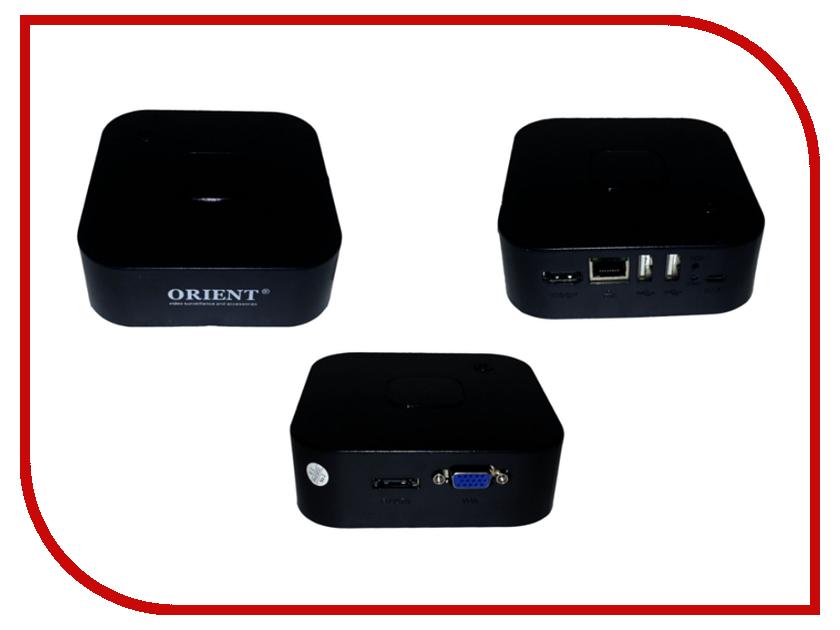 Видеорегистратор Orient NVR-04mini<br>