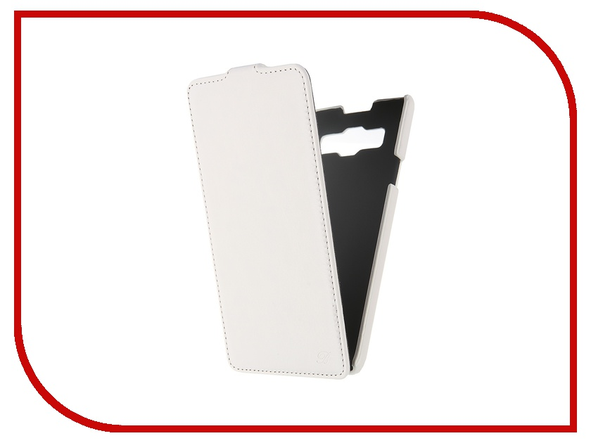 Аксессуар Чехол-флип Samsung Galaxy A7 SM-A700 Brera Slim White 47456<br>