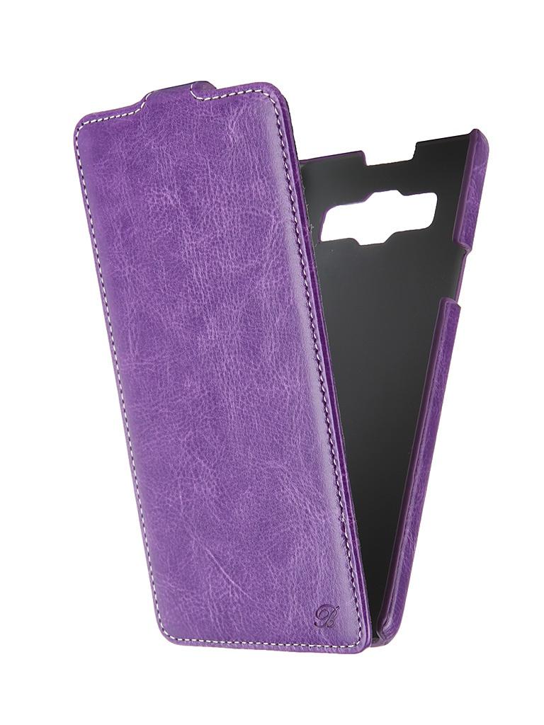 Аксессуар Чехол-флип Samsung Galaxy A7 SM-A700 Brera Slim Violet 47455<br>