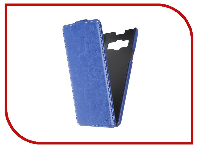 все цены на Аксессуар Чехол-флип Samsung Galaxy A7 SM-A700 Brera Slim Blue 47453 онлайн