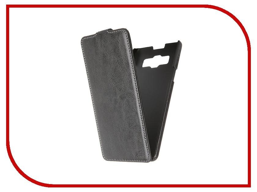 все цены на Аксессуар Чехол-флип Samsung Galaxy A7 SM-A700 Brera Slim Black 47452 онлайн