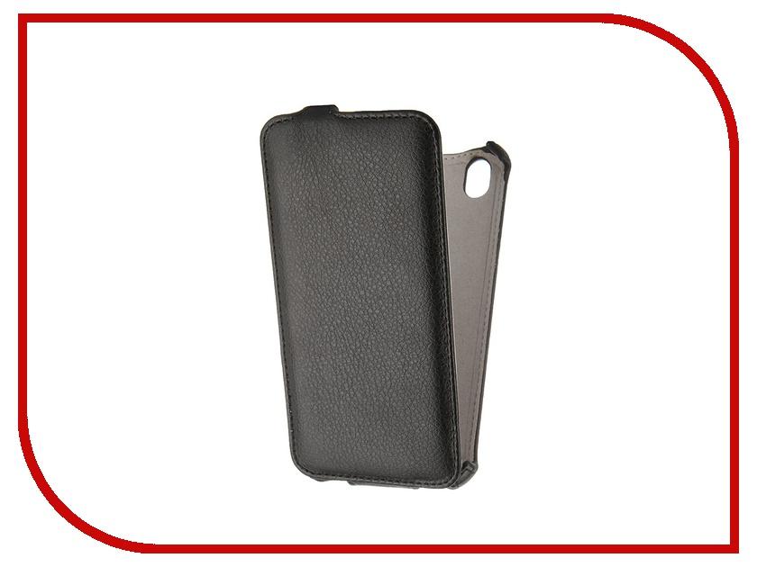 Аксессуар Чехол-флип Philips i908 Activ Leather Black 43452