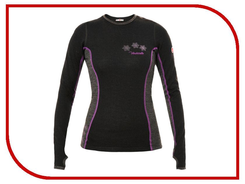 Рубашка Verticale ELISA Black S 020902222 рубашка verticale elisa black xs 020902222