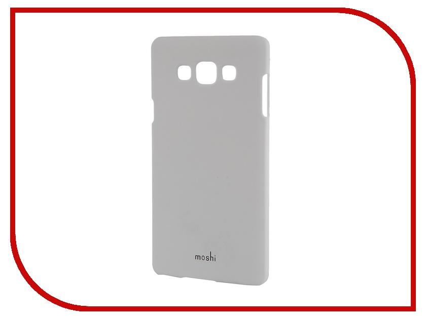 Аксессуар Чехол-накладка Samsung Galaxy A7 SM-A700 iFace Silicone White 49257<br>