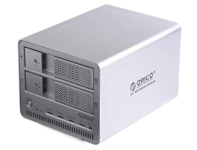 Аксессуар Контейнер для HDD Orico 9528RU3-SV Silver