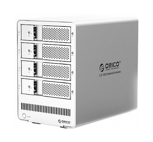 Аксессуар Контейнер для HDD Orico 9548RU3-SV Silver