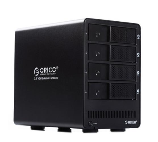 Аксессуар Контейнер для HDD Orico 9548U3-BK Black