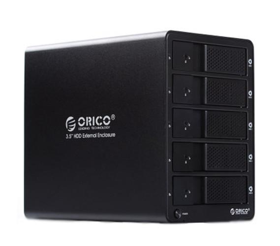 Аксессуар Контейнер для HDD Orico 9558RU3-BK Black