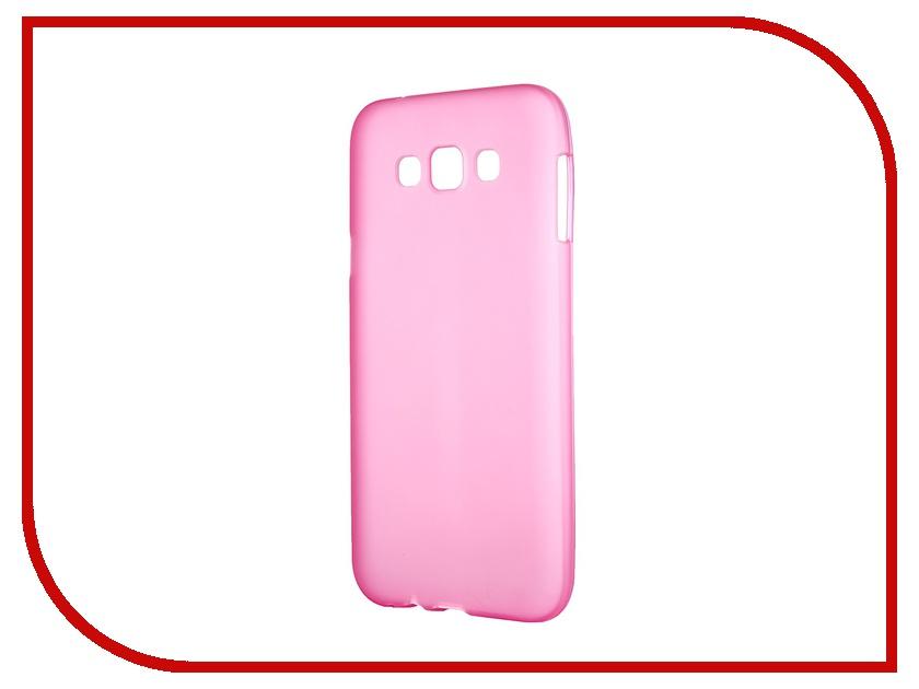 Аксессуар Чехол-накладка Samsung Galaxy SM-E700 E7 Activ Silicone Rose Mat 46704 activ hyd cable 208t rose 54427