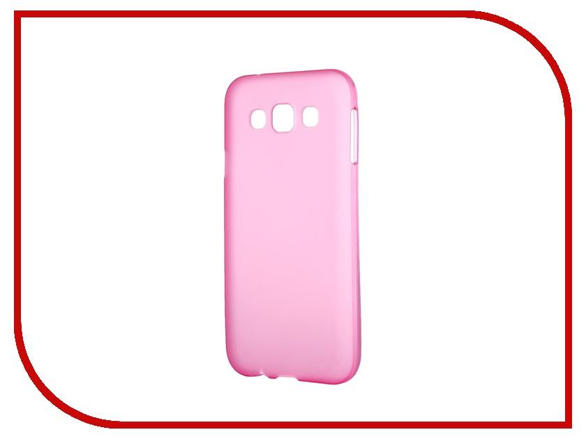 Аксессуар Чехол-накладка Samsung Galaxy SM-E500 E5 Activ Silicone Rose Mat 46699 аксессуар чехол накладка htc desire 516 activ silicone red mat 45818