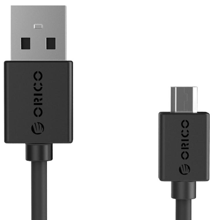 Аксессуар Orico USB (M) to Micro-USB (M) CMR2-10-BK Black