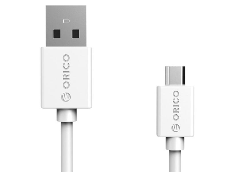 Аксессуар Orico USB (M) to Micro-USB (M) CMR2-10-WH White