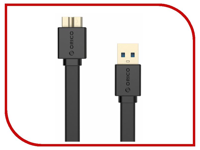 Аксессуар Orico USB (M) to Micro-USB (M) CMF3-10-BK Black аксессуар orico usb to microusb 0 8m adc 08 bk black