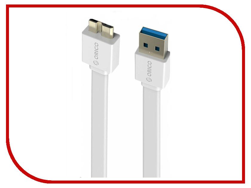 Аксессуар Orico USB (M) to Micro-USB (M) CMF3-10-WH White<br>