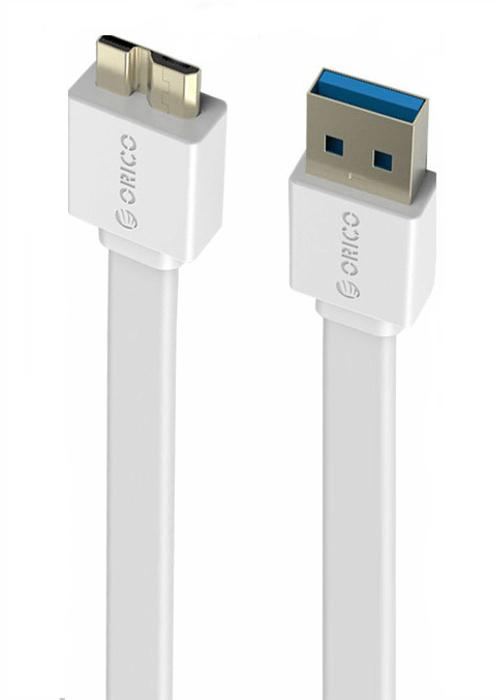 Аксессуар Orico USB (M) to Micro-USB (M) CMF3-10-WH White