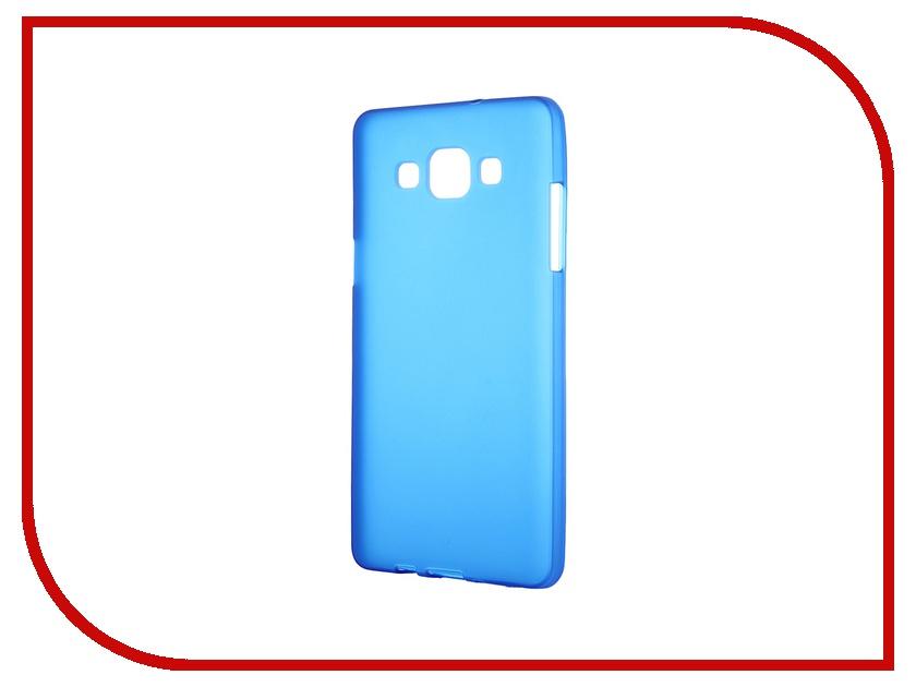 ��������� �����-�������� Samsung Galaxy SM-A500 A5 Activ ����������� Blue Mat 46746