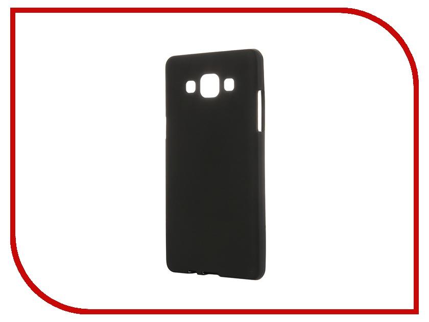 ��������� �����-�������� Samsung Galaxy SM-A500 A5 Activ ����������� Black Mat 45809