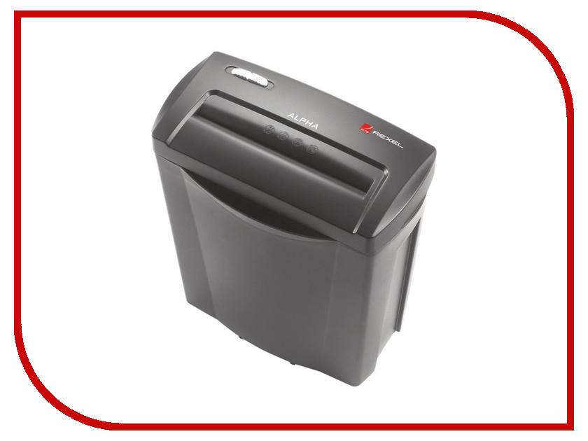 Шредер Rexel Alpha X 2102023