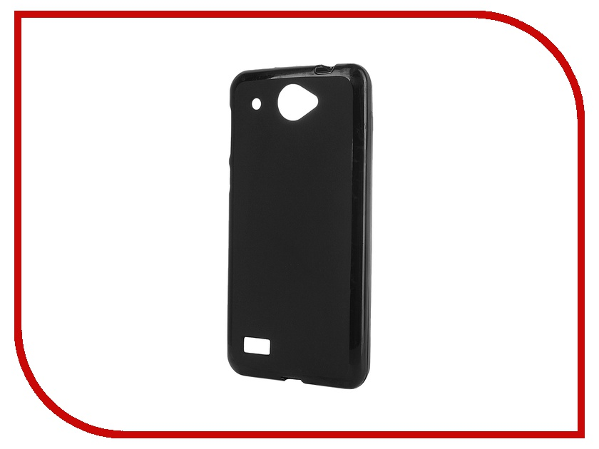 Аксессуар Чехол-накладка Lenovo S939 Activ Silicone Black Mat 41167