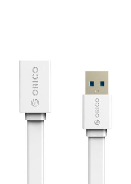 Аксессуар Orico USB (M) to USB (F) CEF3-10-WH White