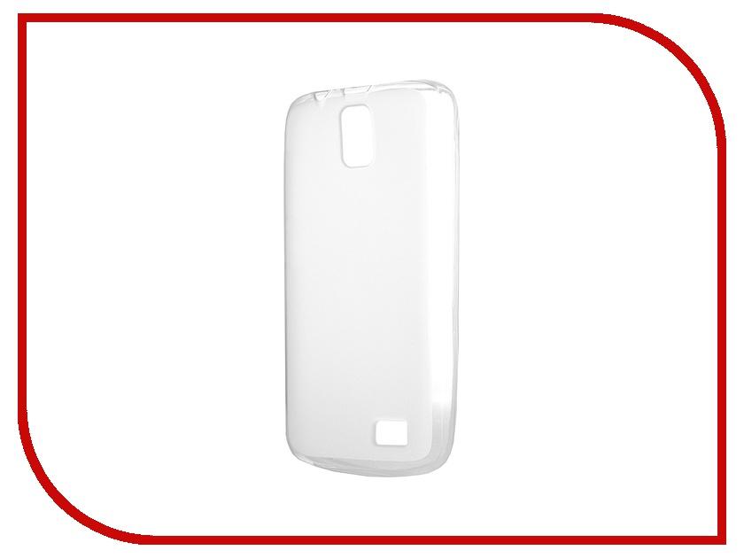 Аксессуар Чехол-накладка Lenovo A328 Activ Silicone White Mat 44237 аксессуар чехол накладка htc desire 516 activ silicone red mat 45818