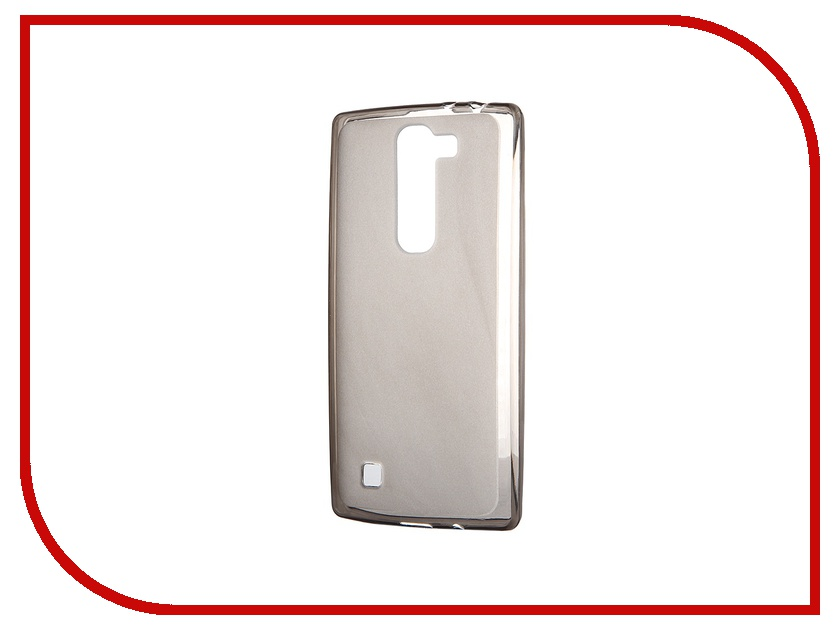 Аксессуар Чехол-накладка LG G4c Activ Silicone Black Mat 49560<br>
