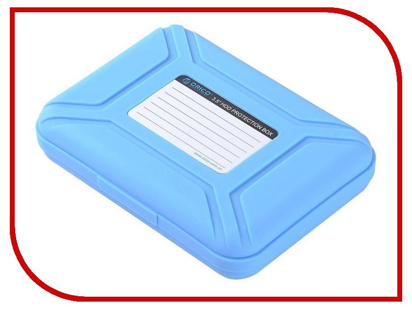 Аксессуар Чехол Orico PHX-35-BL Blue аксессуар чехол orico phd 25 bl blue