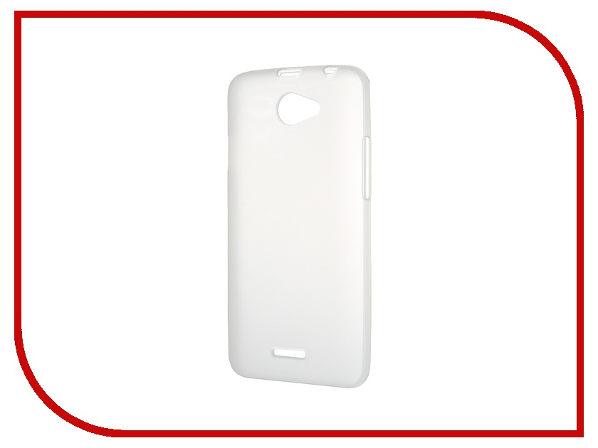 Аксессуар Чехол-накладка HTC Desire 516 Activ Silicone White Mat 45843 аксессуар чехол накладка htc desire 516 activ silicone red mat 45818
