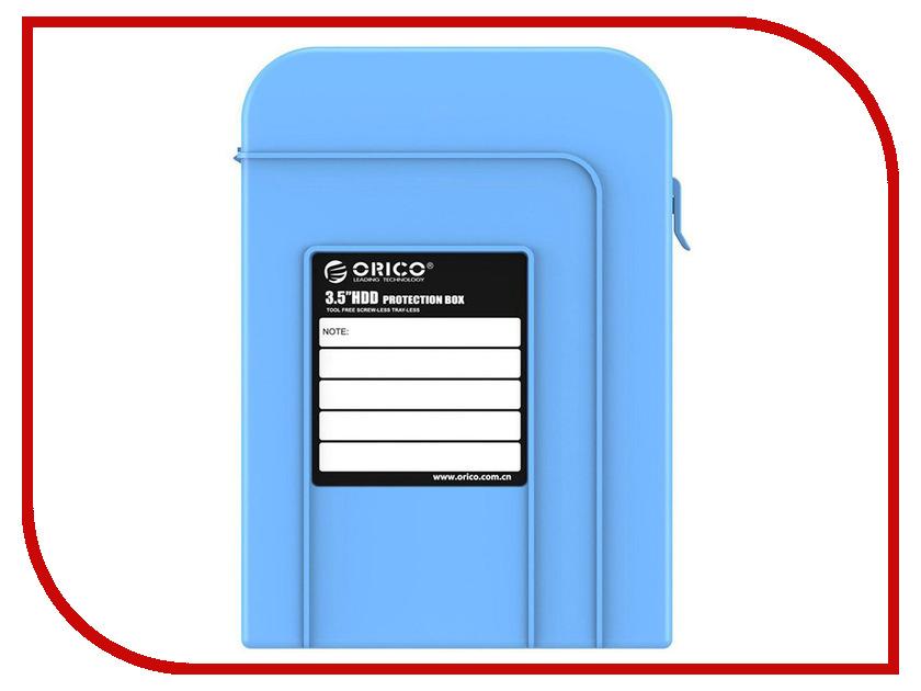 Аксессуар Чехол Orico PHI-35-BL Blue аксессуар orico php 35 bl blue