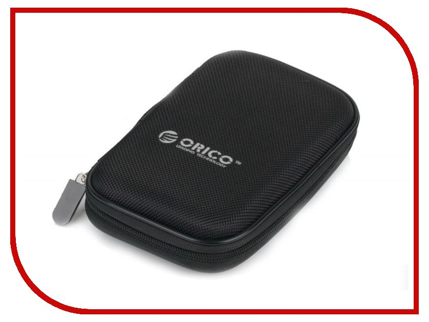 Аксессуар Чехол Orico PHD-25-BK Black сетевая карта orico utj u2 bk black
