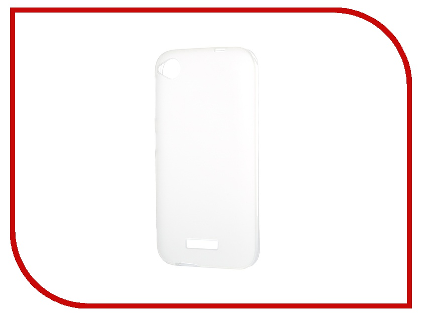 Аксессуар Чехол-накладка HTC Desire 320 Activ Silicone White Mat 46653 аксессуар чехол накладка htc desire 516 activ silicone red mat 45818