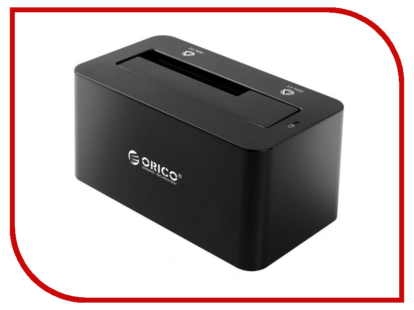 Аксессуар Orico 6619SUS3-BK Black<br>