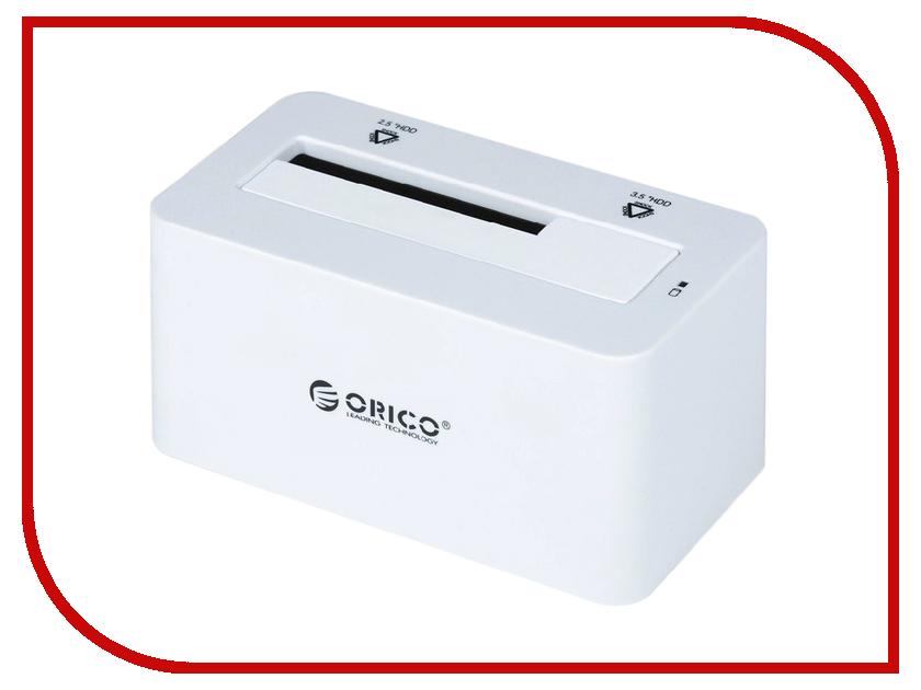 Аксессуар Orico 6619SUSI3-WH White<br>