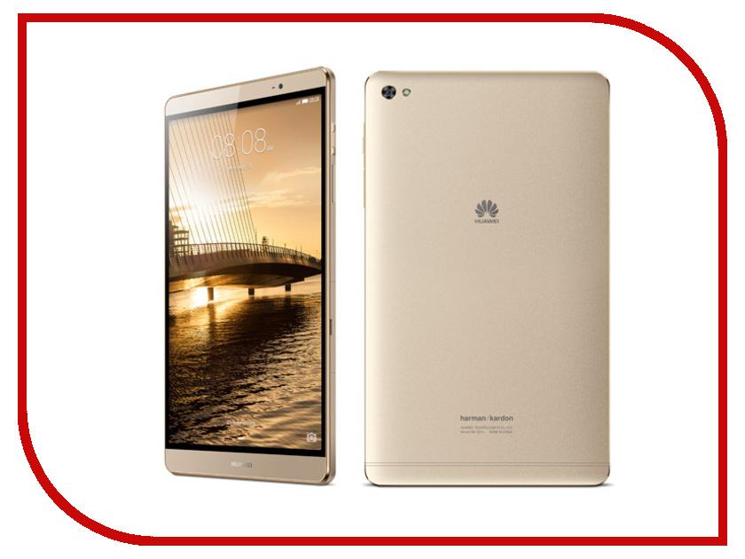 Huawei Планшет Huawei MediaPad M2 8.0 32Gb LTE M2-801L Gold 53015044 (Kirin 930 2.0GHz/3072Mb/32Gb/GPS/LTE/Wi-Fi/Bluetooth/Cam/8.0/1920x1200/Android)