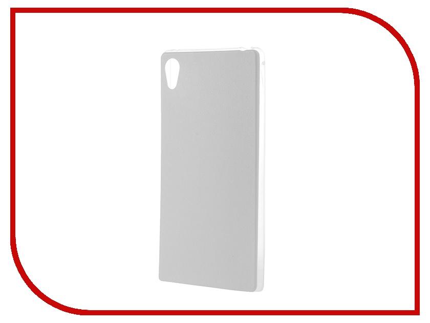 Аксессуар Чехол Activ for Sony Xperia Z4 HiCase силиконовый White 48135 аксессуар чехол sony xperia c5 ultra activ black mat 52447