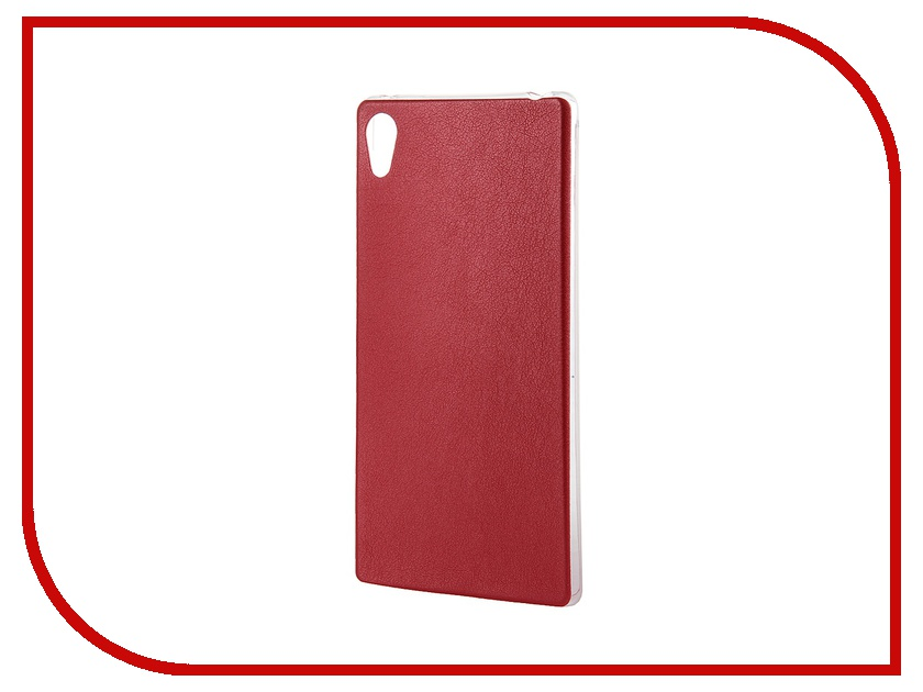 ��������� ����� Activ for Sony Xperia Z4 HiCase ����������� Red 48134