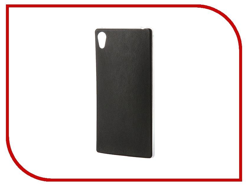 Аксессуар Чехол Activ for Sony Xperia Z4 HiCase силиконовый Black 48132
