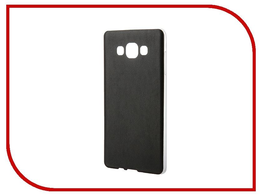 Аксессуар Чехол Activ for Samsung Galaxy SM-A700 A7 HiCase силиконовый Black 46467<br>